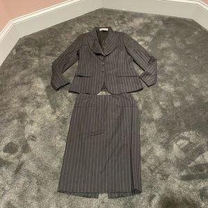 Carlisle luxury skirt suit